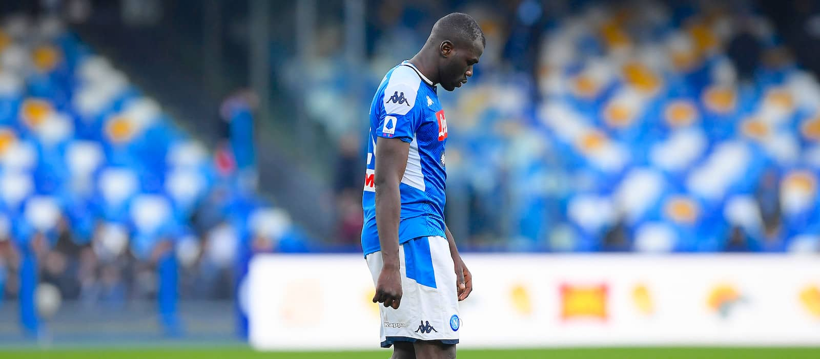 Man United make €70 million bid for Kalidou Koulibaly