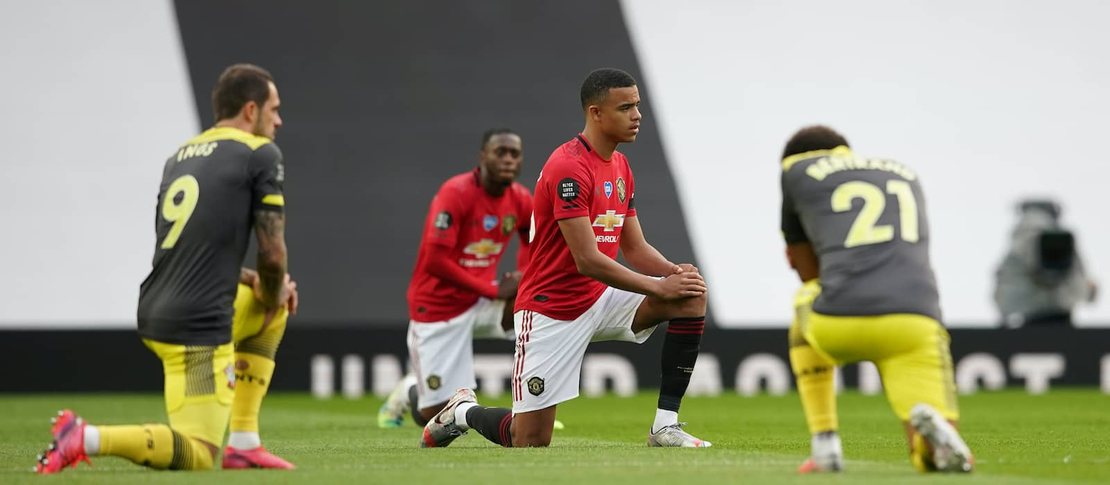 Manchester United could face Crystal Palace without Mason Greenwood