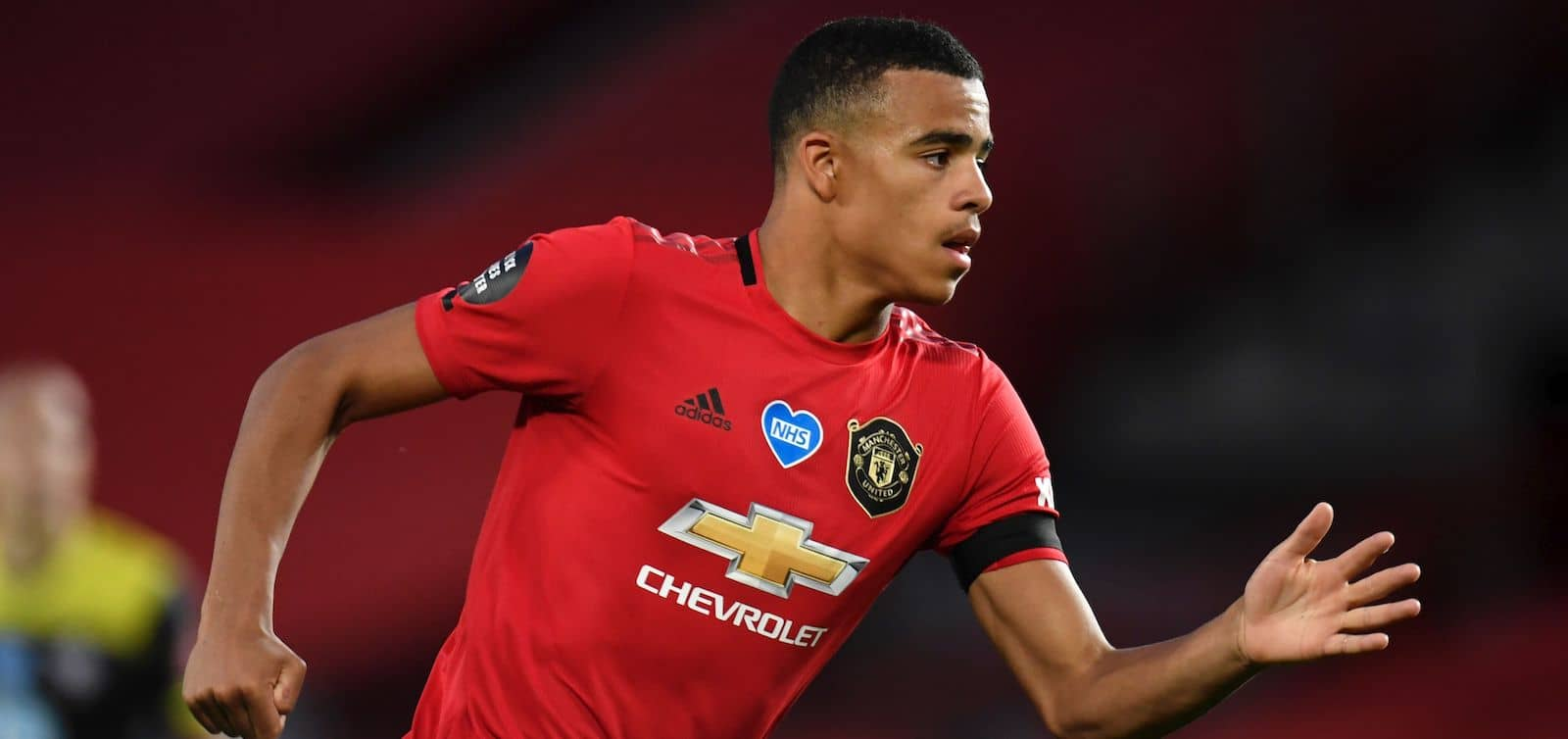Mason Greenwood continues to break records for Man United
