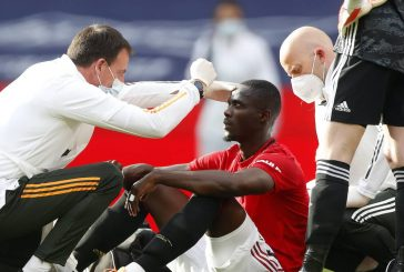 Ole Gunnar Solskjaer provides update on Eric Bailly's health