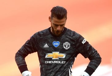 Player ratings: Manchester United 1-3 Chelsea – Horror show from De Gea