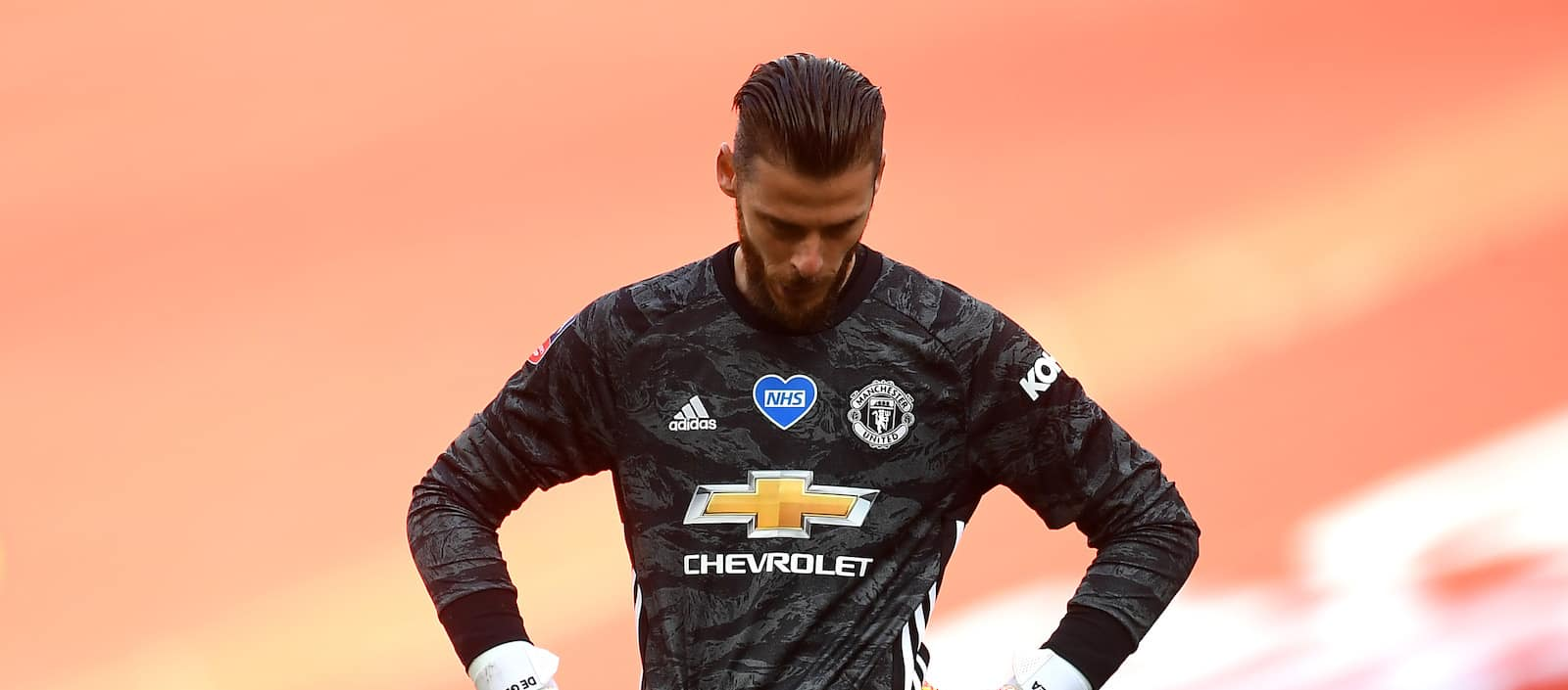 Ole Gunnar Solskjaer states David de Gea knows he should've done better