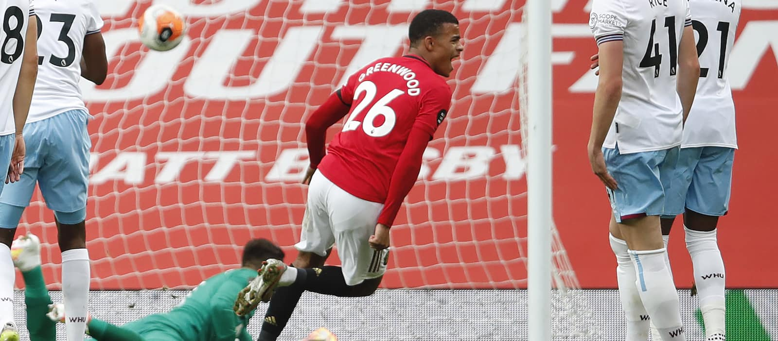 Player ratings: Manchester United 1-1 West Ham United – Exhausted side pick up a point