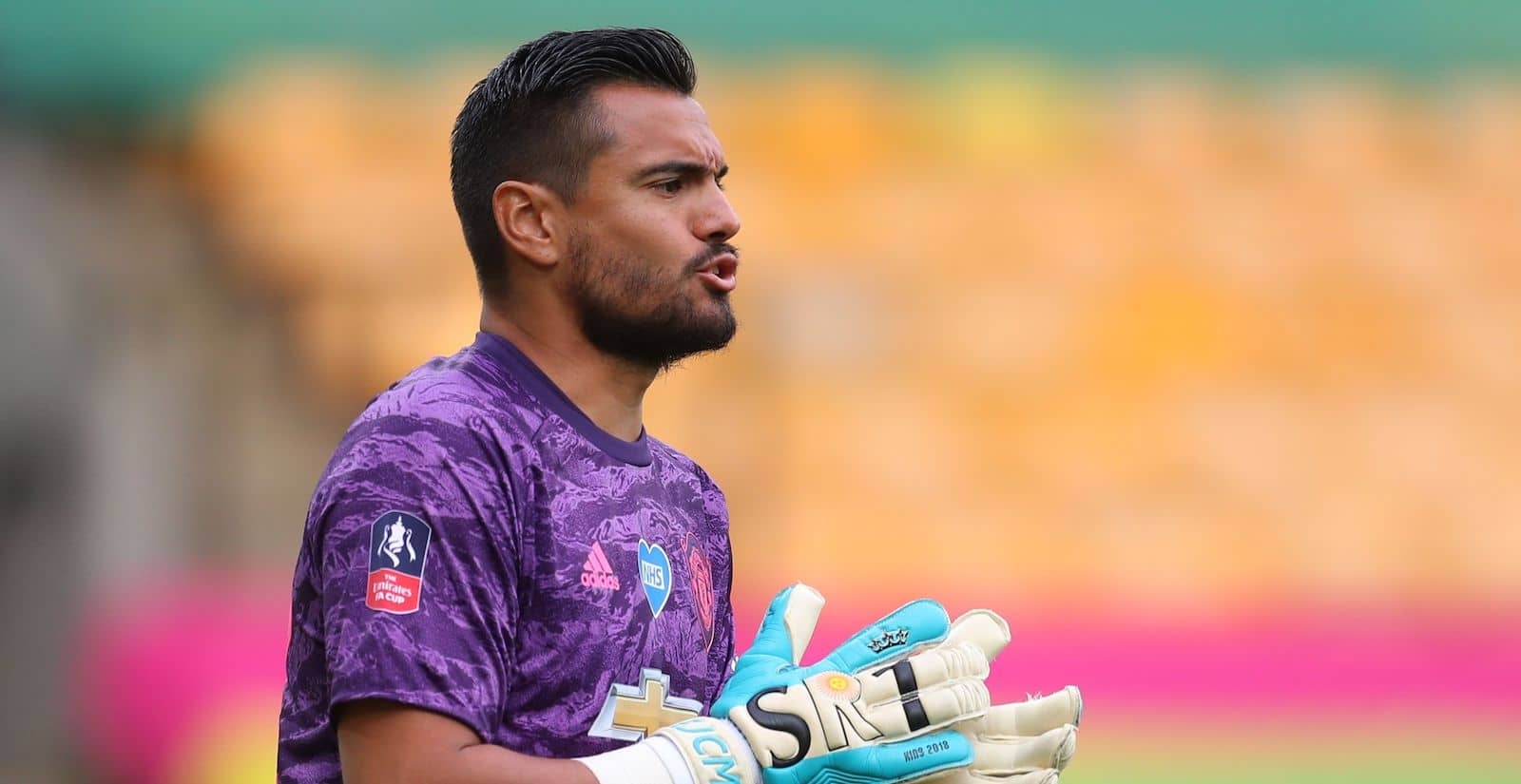 Sergio Romero keen on Everton switch after Dean Henderson return