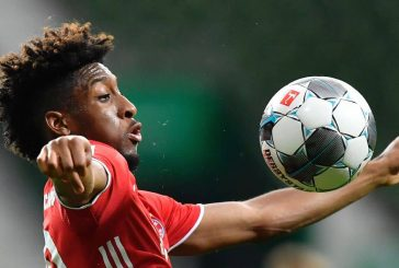 Bayern Munich decide against selling Kingsley Coman to Man United