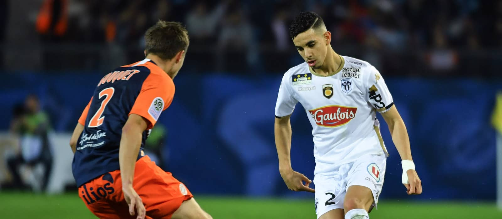 Rayan Ait-Nouri visits Old Trafford as Man United launch charm offensive