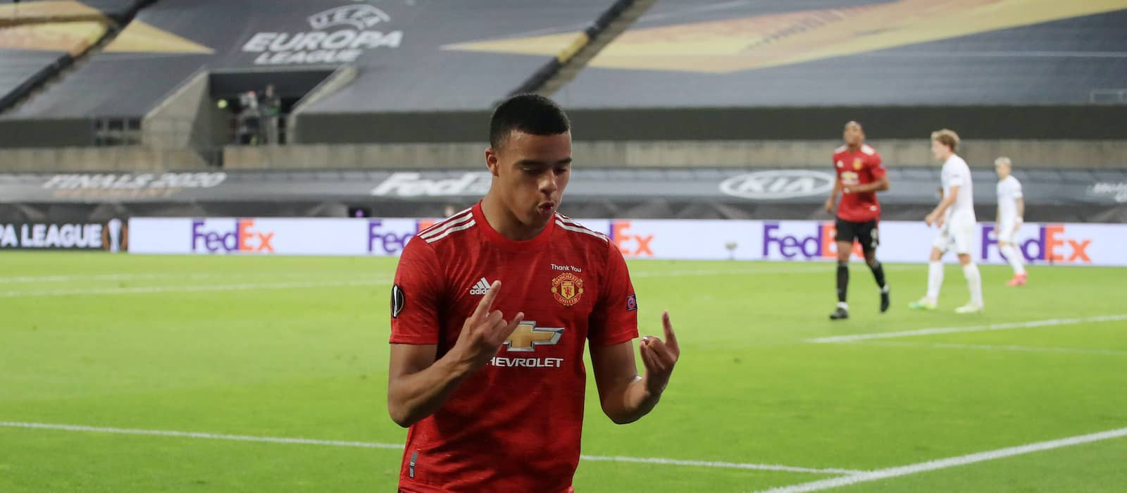 Mason Greenwood deadlier in front of goal than previously thought