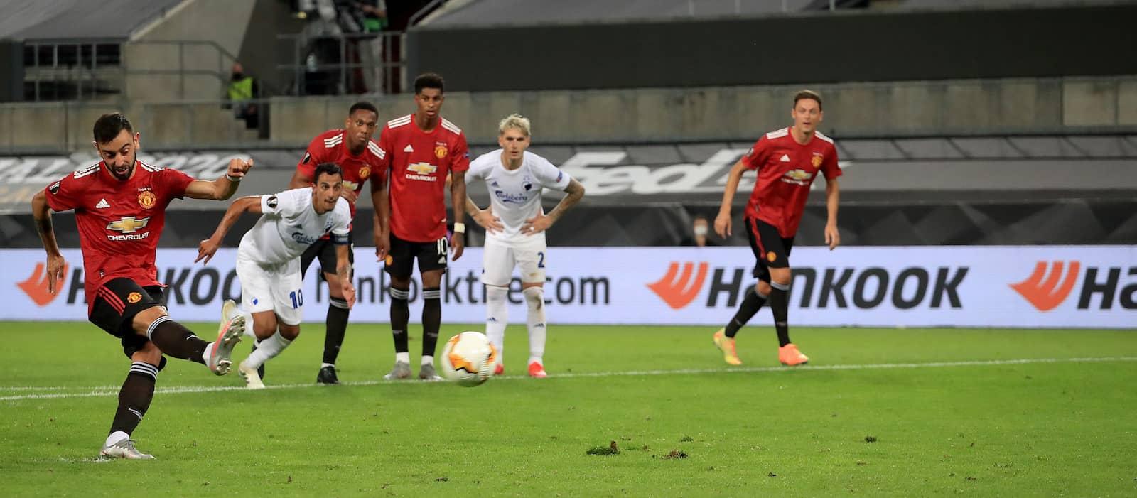 Player ratings: Manchester United 1-0 FC Copenhagen – Juan Mata turns the game