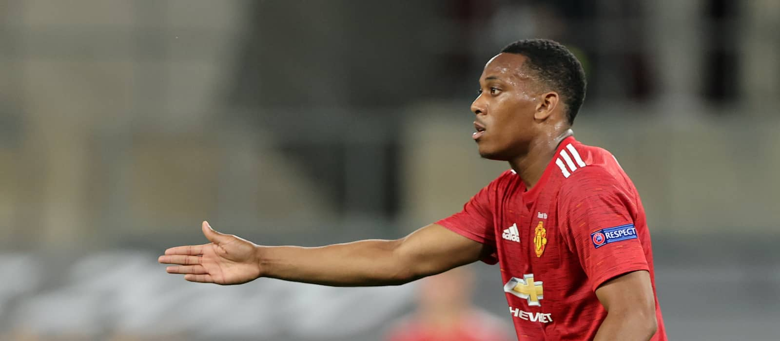 Robin van Persie blown away by Anthony Martial's performance