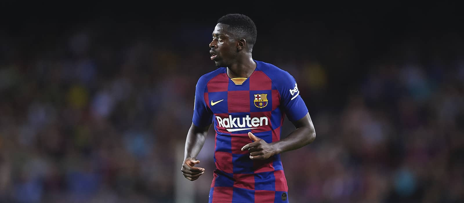 Rivaldo says Ousmane Dembele would prosper at Man United