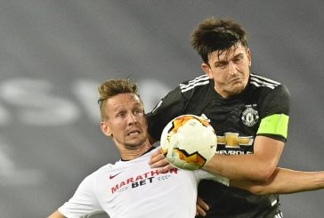 Man United fans raging about Harry Maguire's performance vs. Sevilla