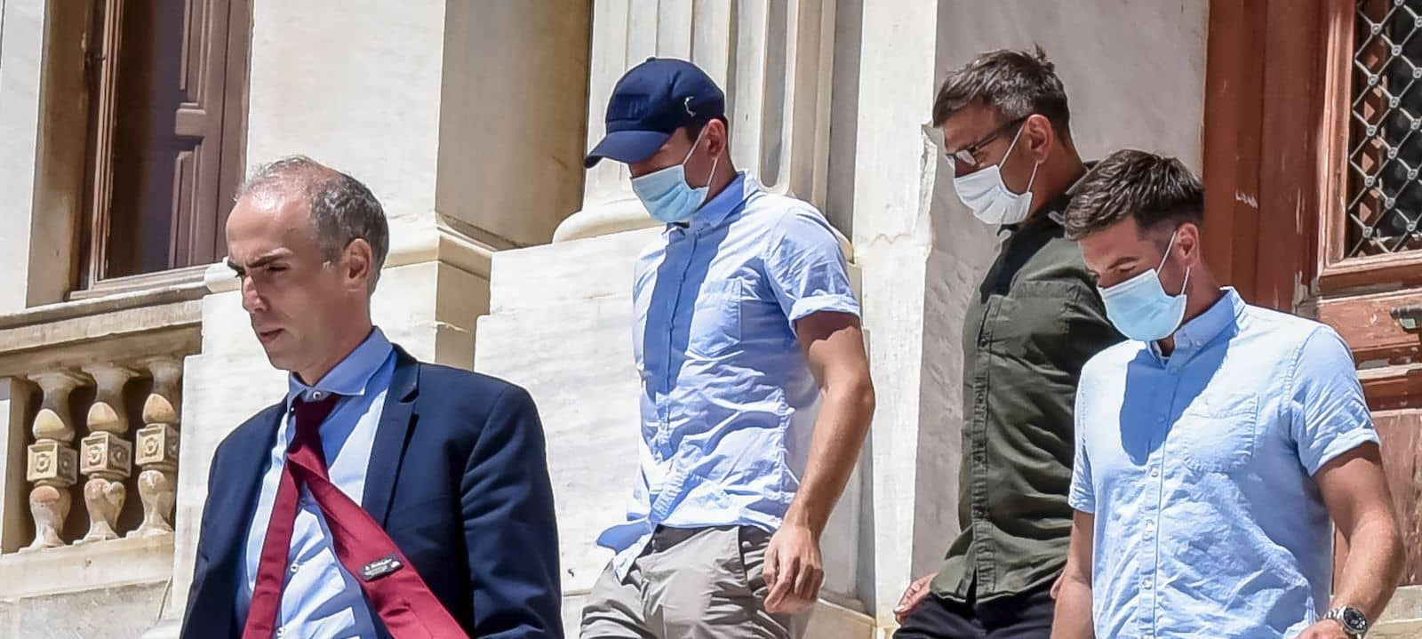 Harry Maguire out on bail but could face three-year prison term