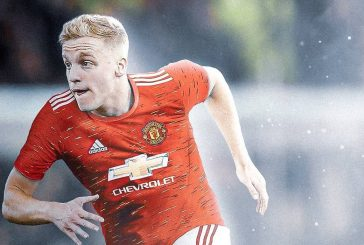 Donny van de Beek's father admits Manchester United is the dream move