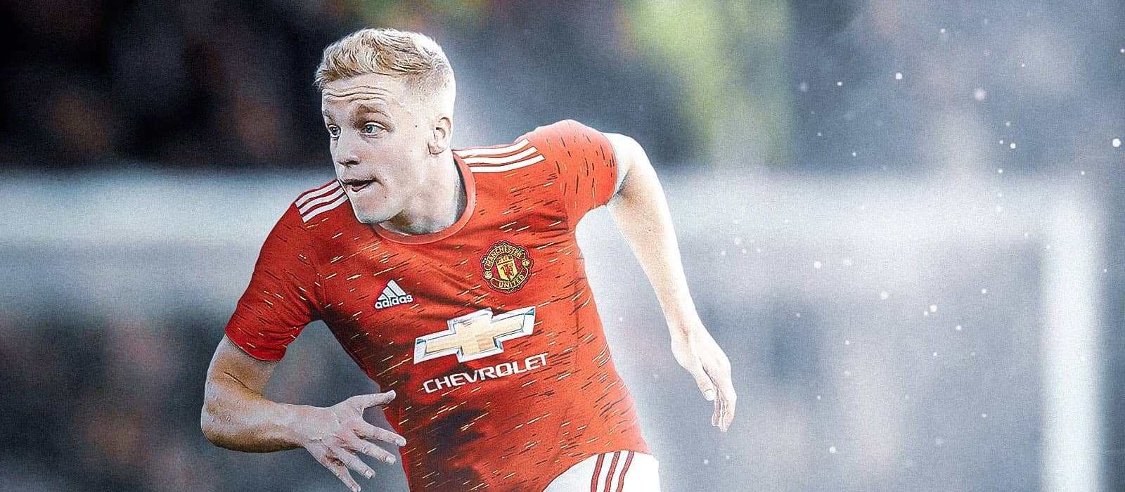 Donny van de Beek reveals the two former Manchester United men who helped with transfer