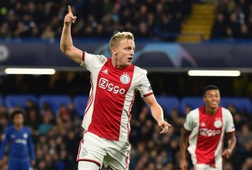 Confirmed: Manchester United complete first summer signing in Donny van de Beek