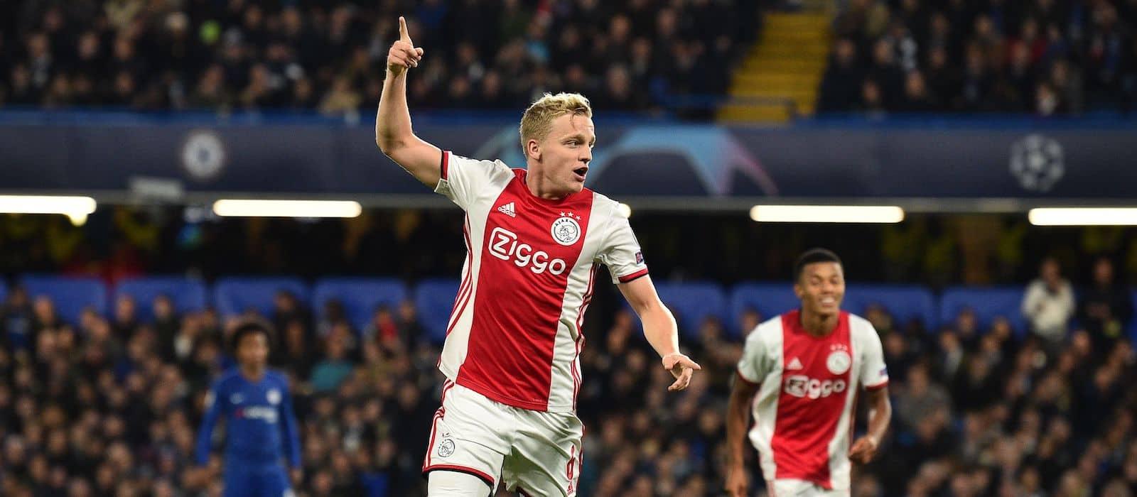Contract details: Manchester United hand Donny van de Beek respectable wages