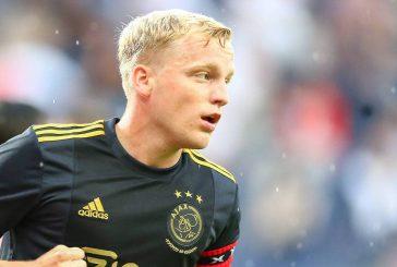 How Ole Gunnar Solskjaer convinced Donny van de Beek to choose Man United