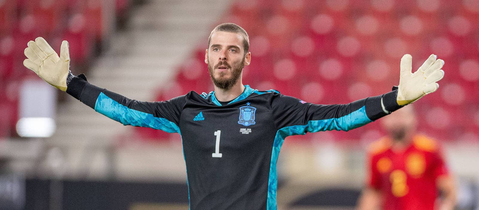 David de Gea wins back Spain jersey with brilliant show