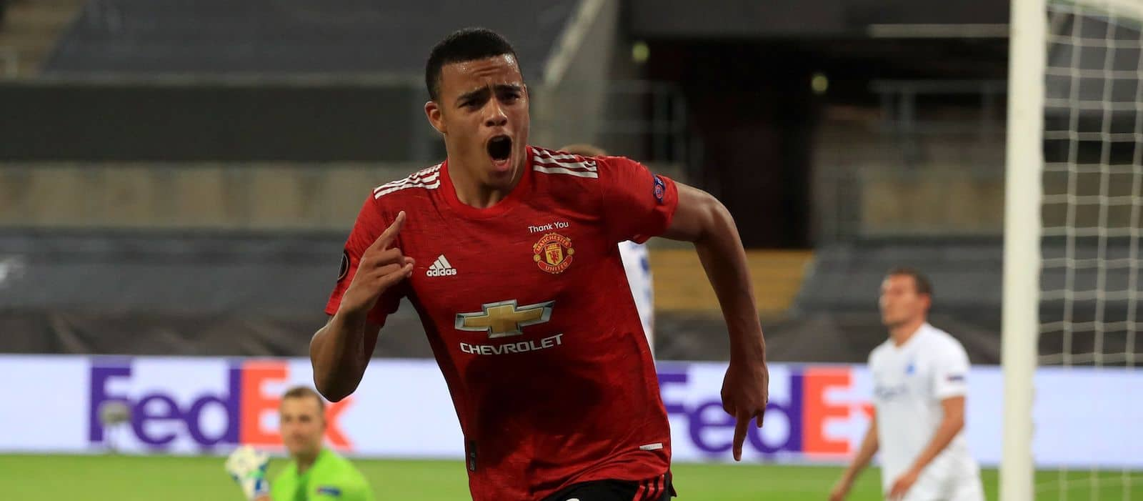 Gareth Southgate praises Man United's Mason Greenwood ahead of debut