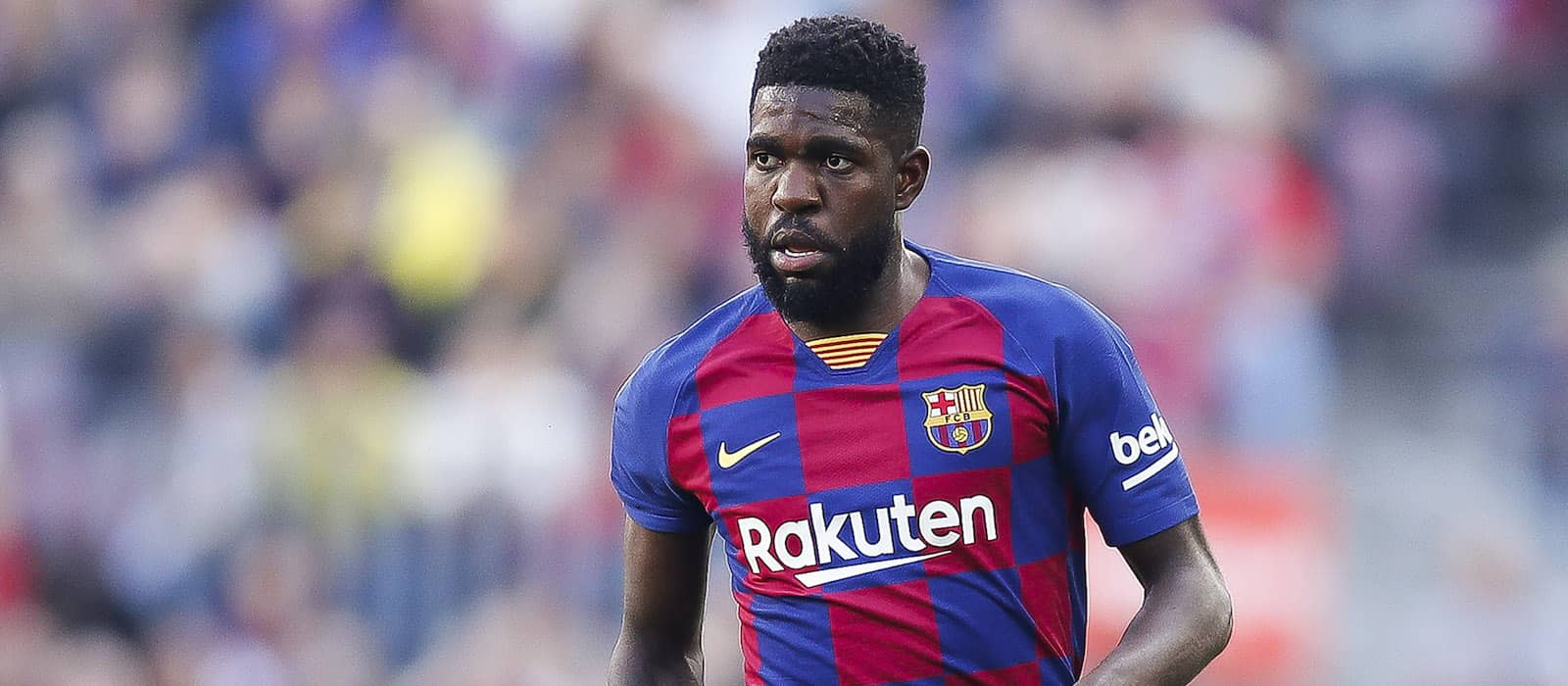 Barcelona could move on Manchester United target Samuel Umtiti