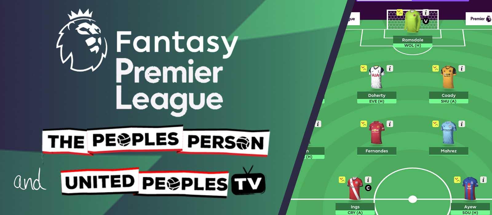 Fantasy Premier League 2020/21 Competition - Win a signed ...