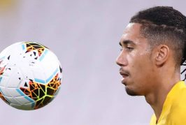 Roma finally submit improved Chris Smalling transfer offer, Dalot included