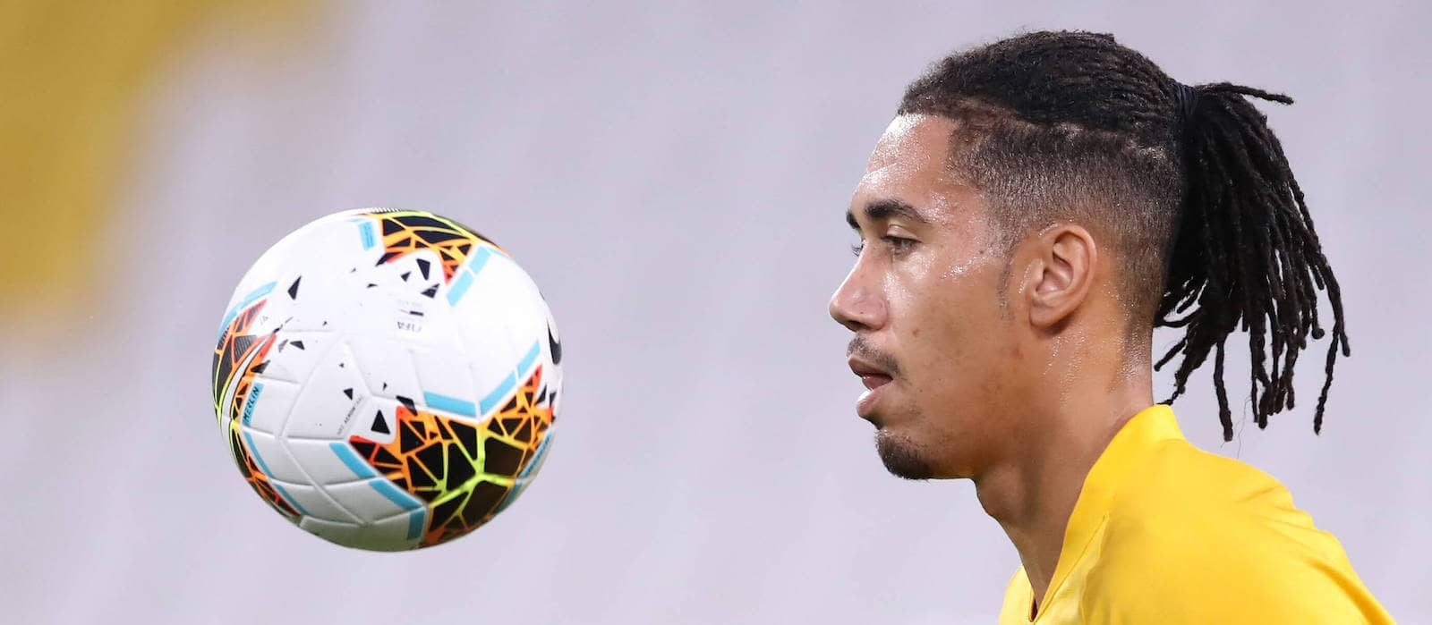Chris Smalling to Roma: could it really, finally be over?