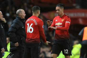 Chris Smalling, Marcos Rojo told to train separately by Ole Gunnar Solskjaer
