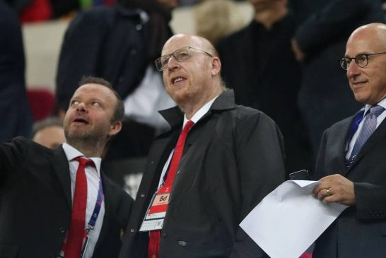 Glazer family has taken £89 million from Man United, report claims