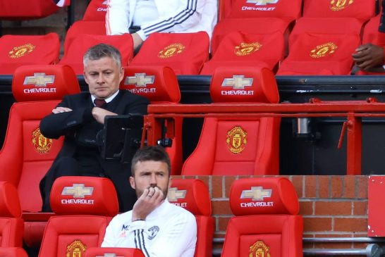 Ole Gunnar Solskjaer: We need minutes in our players' legs