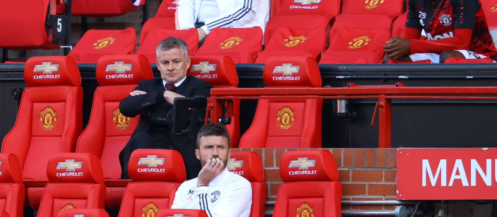 Ole Gunnar Solskjaer admits Manchester United are not good enough