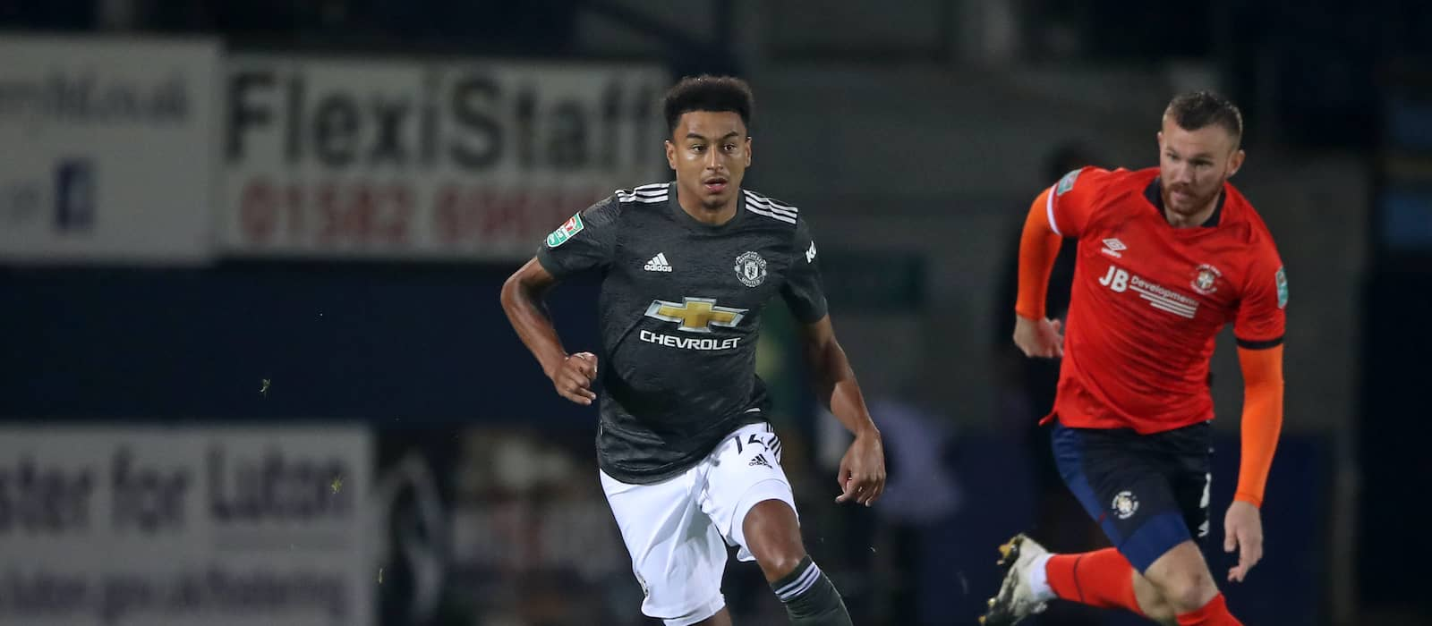 Manchester United star Jesse Lingard potentially on his way out