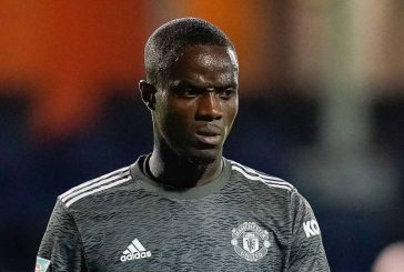 Manchester United fans sick of constant Eric Bailly injuries