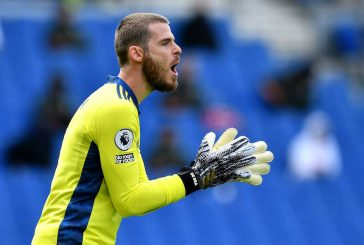 David de Gea: I feel right at home in Manchester