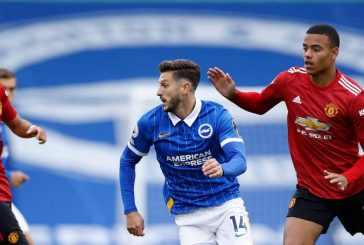 Manchester United fans react to mixed performance vs Brighton & Hove Albion