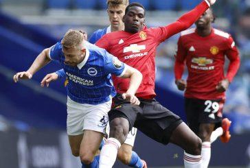 Paul Pogba produces dreadful performance vs. Brighton