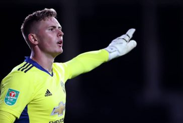 Dean Henderson joins Sergio Romero in January exit request