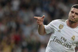 Luka Jovic looks Man United bound despite stiff competition