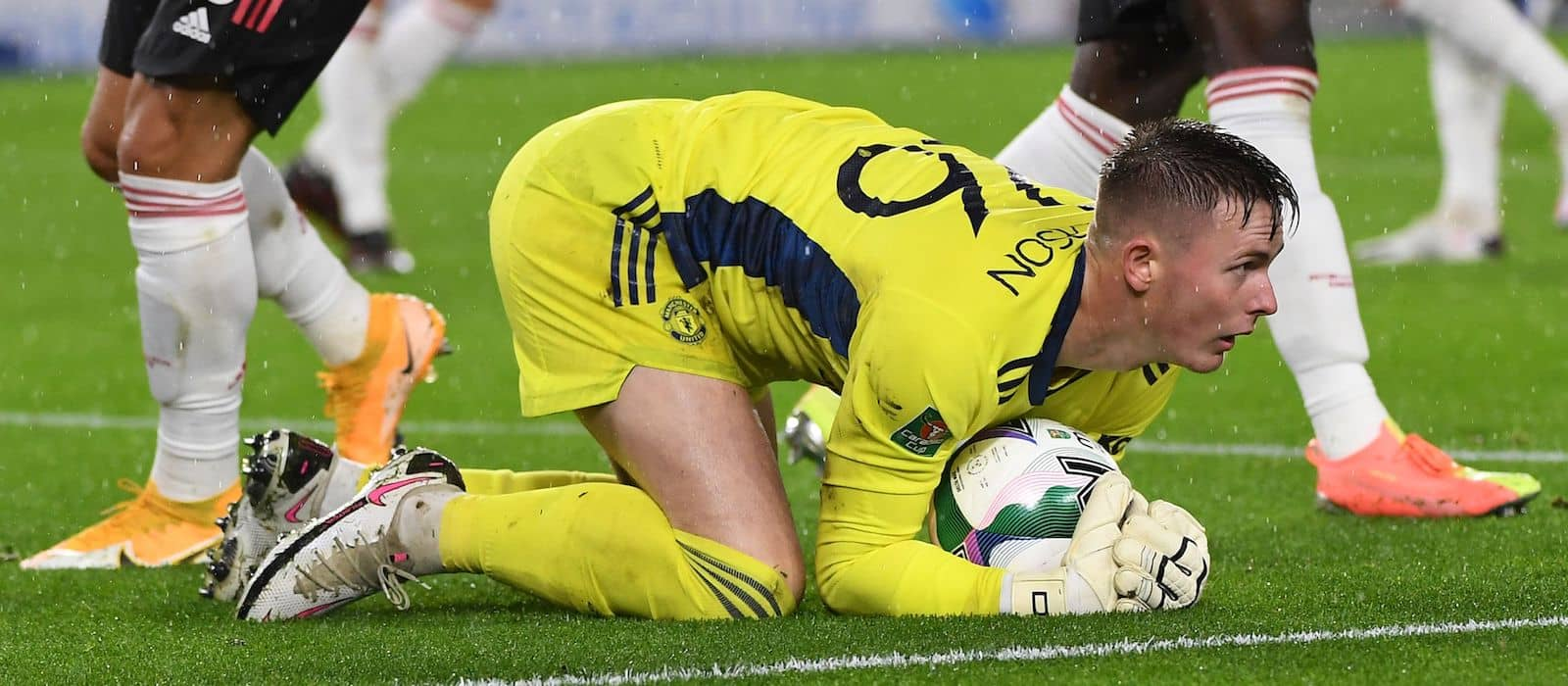 No January loan for Dean Henderson, insists Ole Gunnar Solskjaer