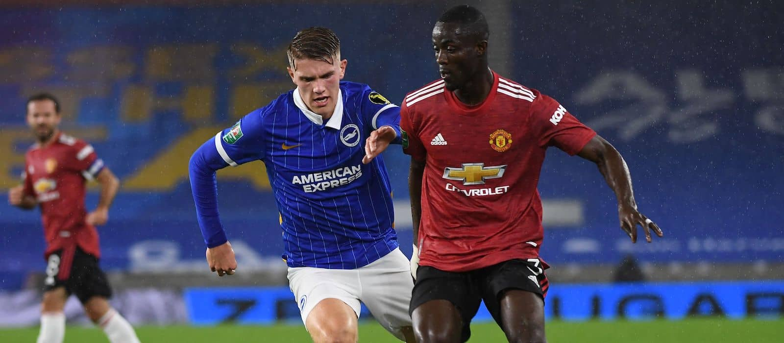 Eric Bailly's agent says Serie A switch is logical