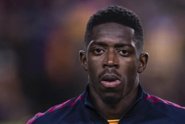 Barcelona want to sell Ousmane Dembele in January