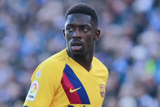 Ousmane Dembele deal draws closer but loan/transfer issue remains unsolved
