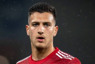 Diogo Dalot insists he doesn't want to think about his Manchester United future