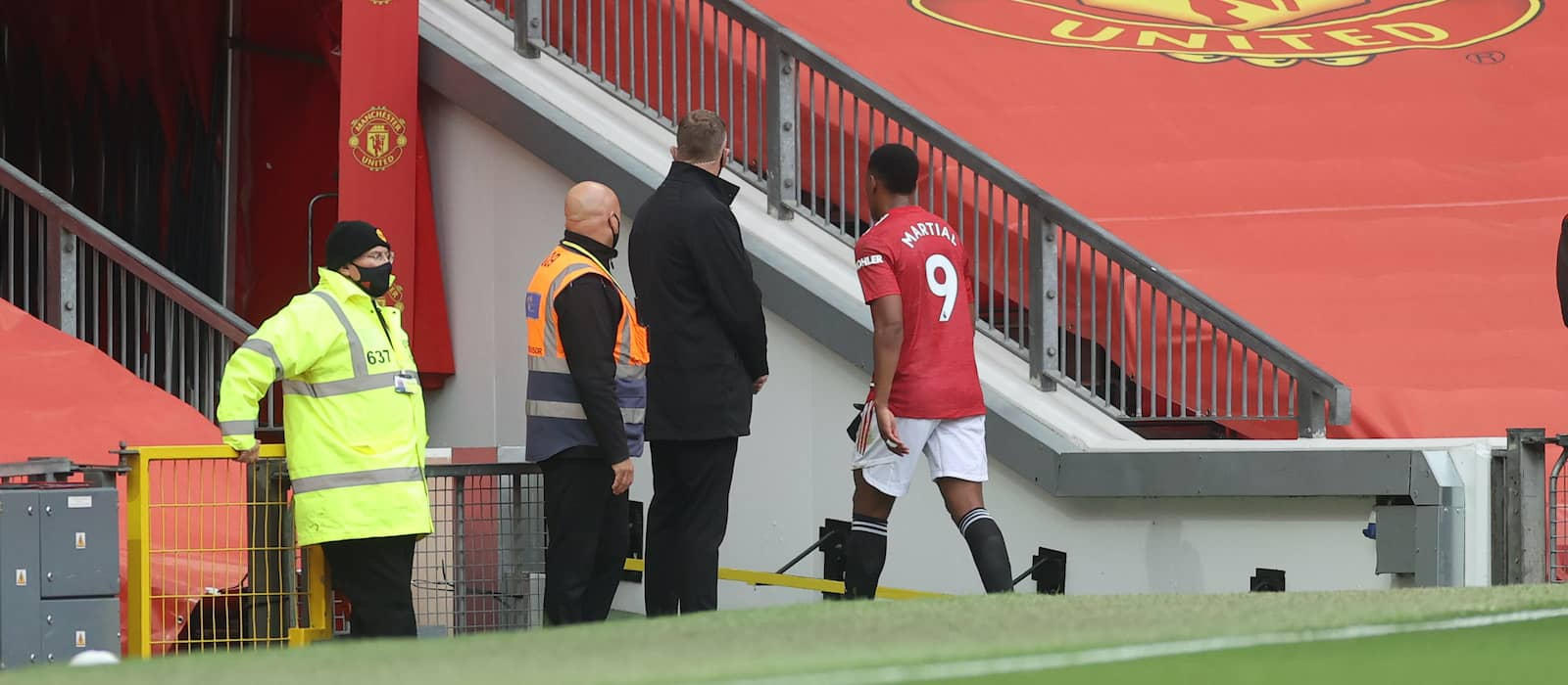 Sources say angry Man United players 'lost the plot' against Tottenham Hotspur