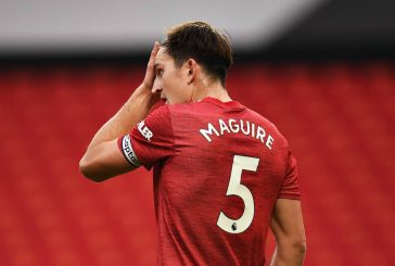 Ole Gunnar Solskjaer must act as Harry Maguire looks a broken man