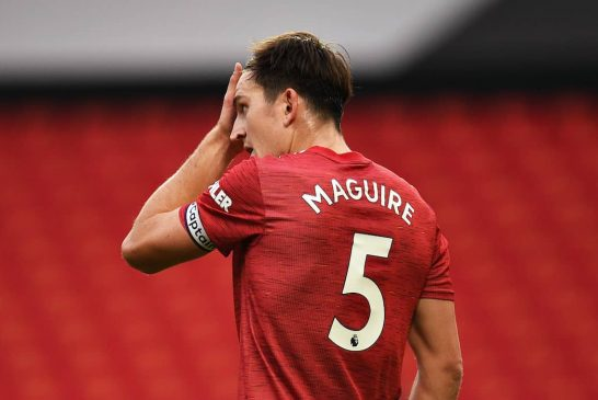 Is Harry Maguire the sloth in the room at Man United?