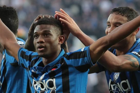 Just what fans wanted to hear: Amad Diallo makes impact in training