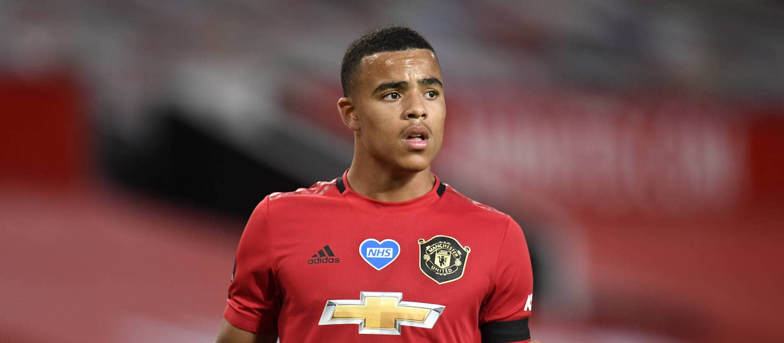 Mason Greenwood's absence is not due to illness, report says