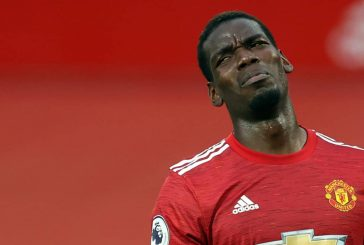 Paul Pogba's Man United contract extended until 2022