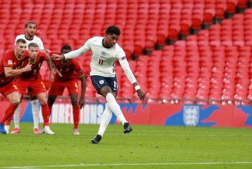 Man United players sparkle on international duty